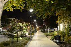 Dunedin University Under Lights